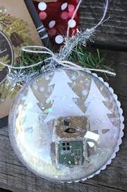 snow globe and ornament kits creativity by mail color my world