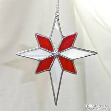 stained glass tree decorations decoration image idea