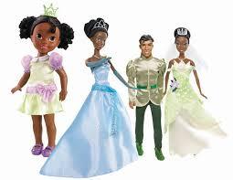 princess frog toys revealed disney blog