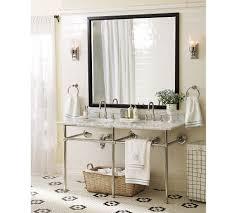 pottery barn bathroom vanity ideas bitdigest design