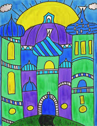 art sub lessons art sub plan a home with an onion dome and monday march 14 2016