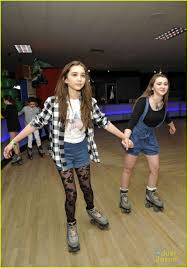 peyton u0026 spencer list celebrate sweet 16 with star studded roller