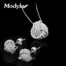 engagement jewelry sets aliexpress buy modyle new fashion engagement jewelry set
