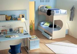 Cool Bunk Bed Designs Bed Ideas Cozy White Yellow Wall Teen Bedroom Design With Brown