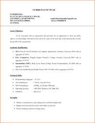 sle resume format download for freshers mcar cv format free download resume in word doc best fascinating