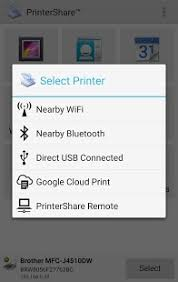 how to print from android printershare premium key android apps on play