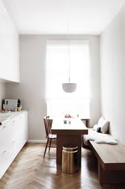 best 25 small dining ideas on pinterest small dining tables earthly and ethereal an apartment makeover by studio oink remodelista sourcebook for the considered home eat in kitchenkitchen