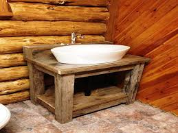 Diy Rustic Bathroom Vanity Rustic Reclaimed Wood Bathroom Vanity Top Bathroom Best