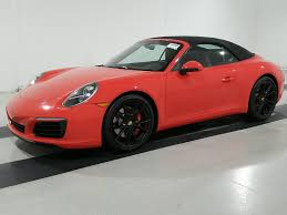 porsche 911 certified pre owned certified pre owned 2017 porsche 911 s convertible in