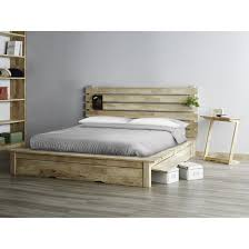 zen platform wooden bed u2013 big brain