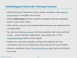 5 hours class online iiba pmi pba and certification by mindsmapped consulting