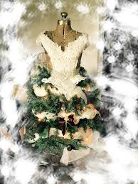 diy christmas tree dress form and play time at janets youtube
