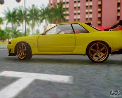 r32 skyline nissan skyline r32 gtr for gta san andreas