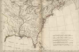 Mississippi River United States Map by 1770 To 1774 Pennsylvania Maps