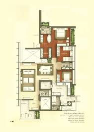 residence floor plan floor plan the boulevard residences at 6 cuscaden walk