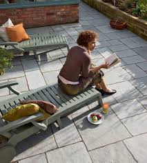 Paver Stones For Patios by Marshalls Traditional Garden Paving Slabs For Patios