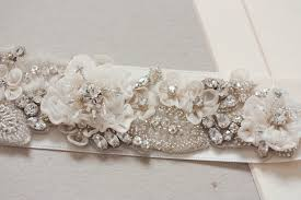 wedding sashes and belts rhinestone wedding belts atdisability