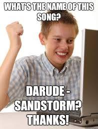 Sandstorm Meme - image 719797 darude sandstorm know your meme