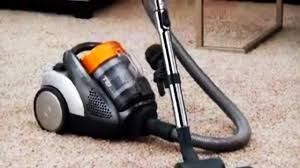 Canister Vaccum Electrolux Access T8 Bagless Canister Vacuum El4071a Youtube
