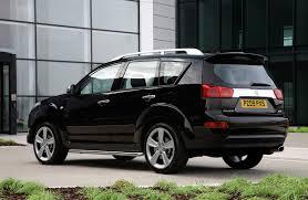 peugeot 4x4 range peugeot 4007 hatchback review 2007 2012 parkers