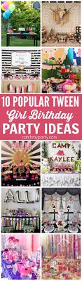 girl birthday ideas best 25 birthday ideas on birthday