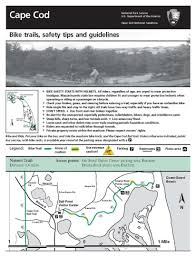 bike zone tips on where to ride on cape cod