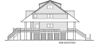 Shed Roof House Plans Winds Cottage With Shed Roof Dormers 3143 Sf Southern Cottages