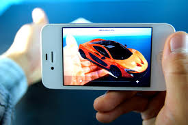 Business Cards App For Iphone Mclaren P1 Amazing New 3d Augmented Reality App For Iphone Ipod
