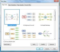 create mind maps and diagrams for presentations with mindmapper