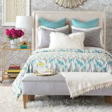 ikat bedding sets perigold