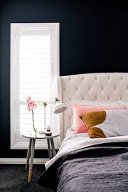 Navy White And Coral Bedroom 18 Ways To Decorate With The New Ochre Color Trend Brit Co