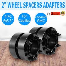 for gmc sierra 1500 yukon 1992 2016 savana 2003 2014 wheel spacers
