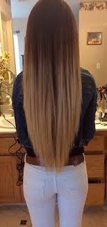 how to cut hair straight across in back the v cut isn t only beautiful from the back hairstyles