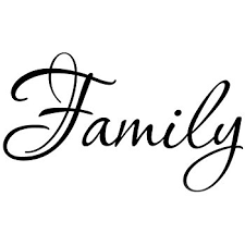 amazon com family is everything decals wall decal quotes home