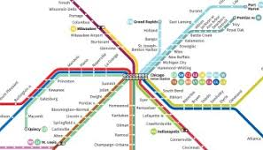 amtrak map usa project amtrak subway map cameron booth