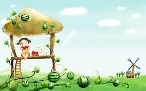 cute kids free cartoon children games wallpapers