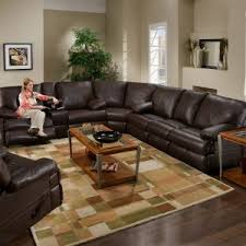 Living Room With Black Leather Furniture by Furniture Modern Living Room Design Ideas With Distressed Leather