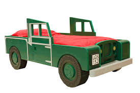 Land Rover 110 Military Theme Bed By Fun Furniture Collection