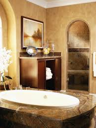 soaking tub designs pictures ideas tips from hgtv bathroom stone