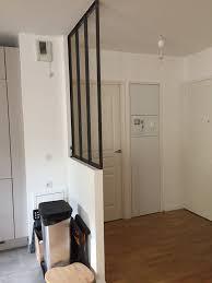 porte style atelier d artiste toutsimplementverriere fr verrière d u0027intérieur et verrière d