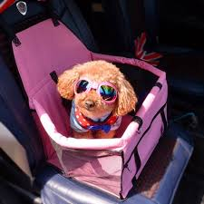 waterproof pet seat cover transportation of animals car pet dog