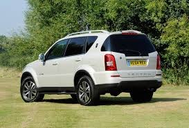 ssangyong ssangyong rexton w estate review 2014 2016 parkers