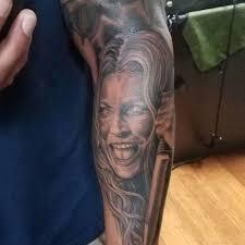 black cobra tattoo