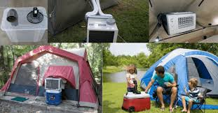 air conditioned tent no sweat cing the cing tent air conditioner hunt and lunch