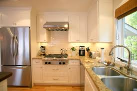 White Leather Kitchen Chairs Antique White Kitchen Cabinets With Granite Countertops