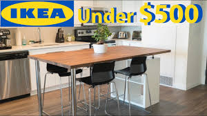 build kitchen island ikea cabinets diy ikea kitchen island for 500