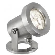 searchlight 6223ss outdoor led spotlight stainless steel ip65