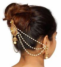 indian hair accessories ebay