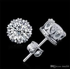 diamond earrings design discount new diamond earring designs 2018 new diamond earring