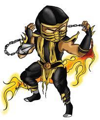 mk scorpion by doodliez on deviantart